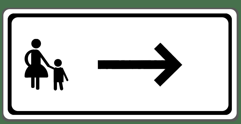 Verkehrszeichen 1000-22