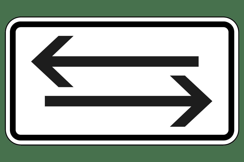 Verkehrszeichen 1000-30
