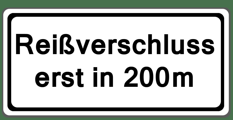Verkehrszeichen 1005-30