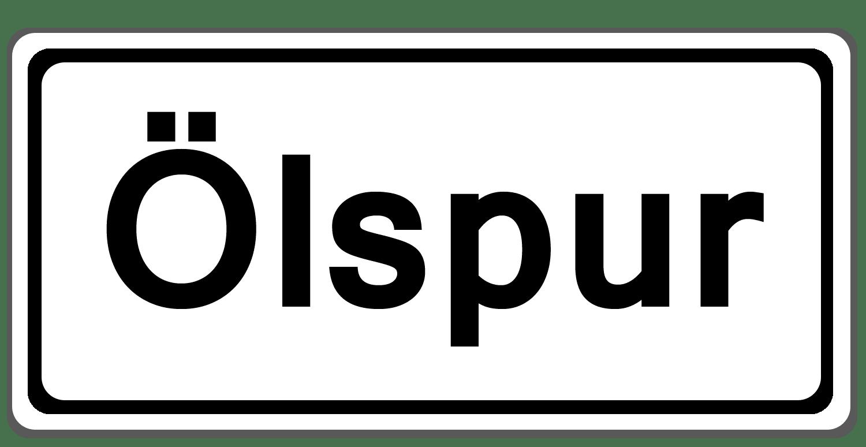 Verkehrszeichen 1006-30