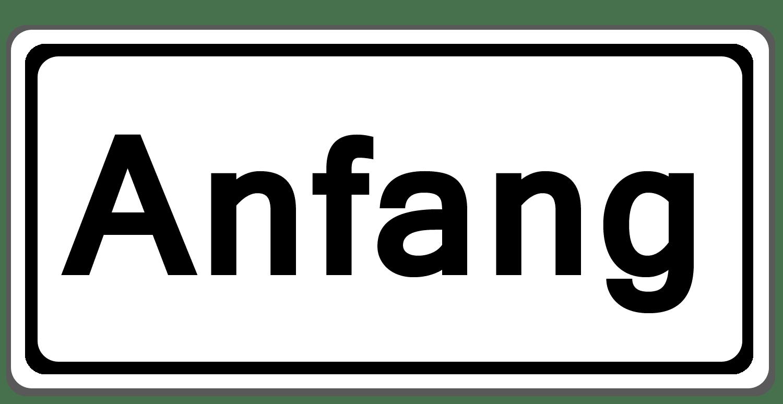 Verkehrszeichen 1012-30
