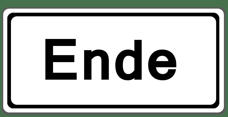 Verkehrszeichen 1012-31