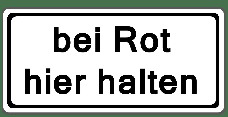 Verkehrszeichen 1012-35
