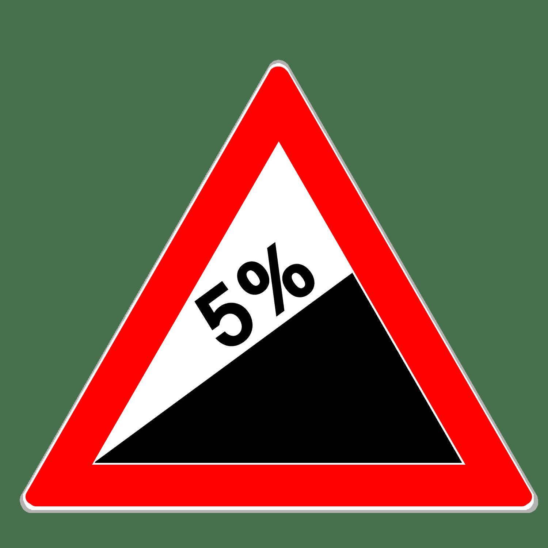 Verkehrszeichen 110