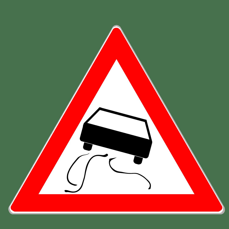 Verkehrszeichen 114