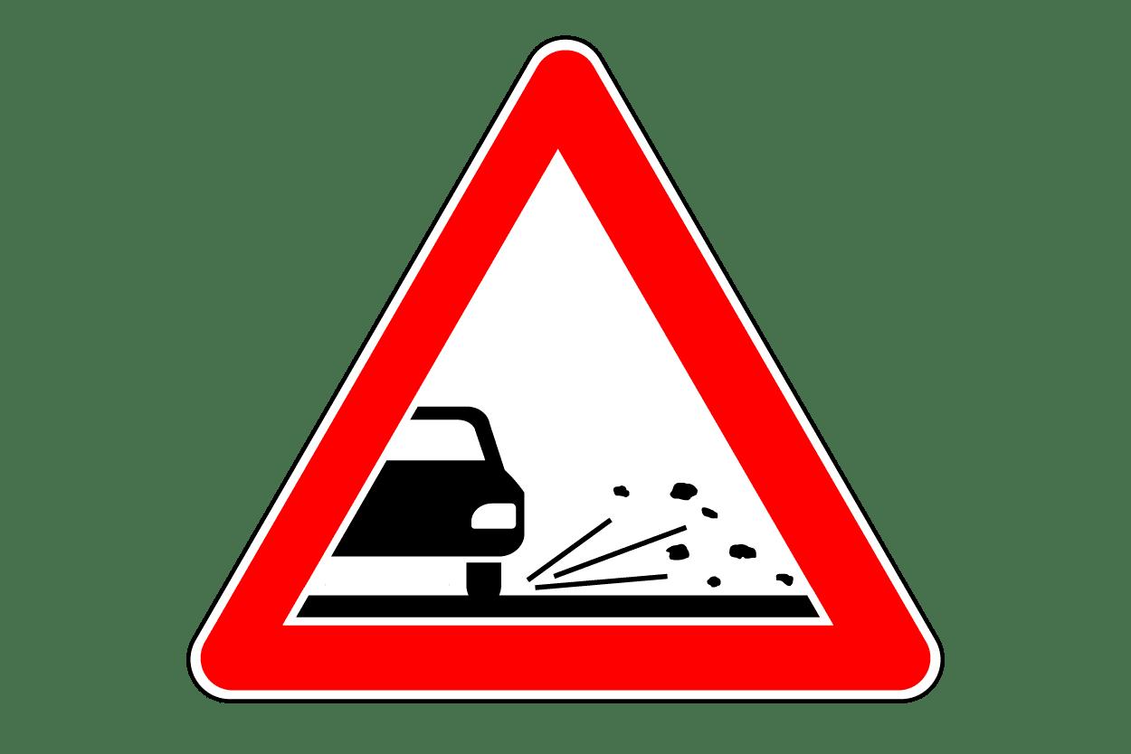 Verkehrszeichen 116