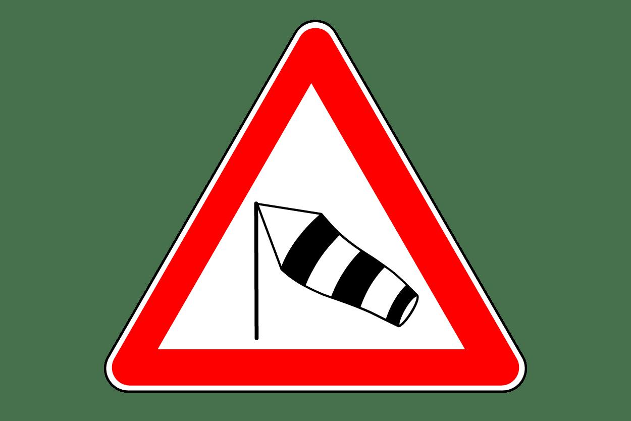 Verkehrszeichen 117