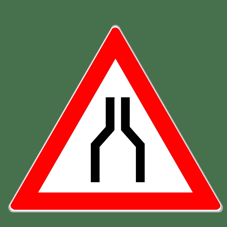 Verkehrszeichen 120