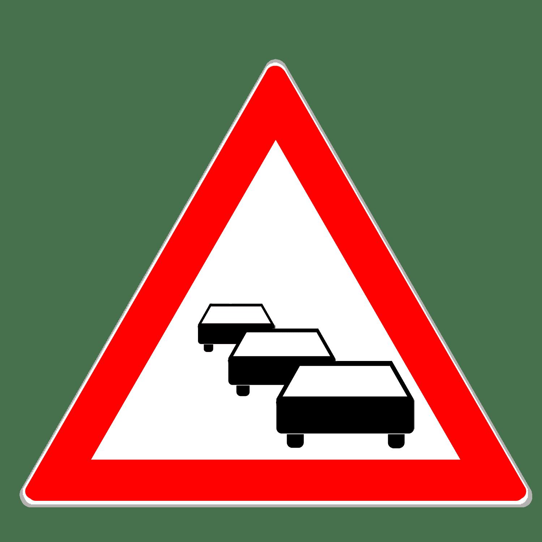 Verkehrszeichen 124