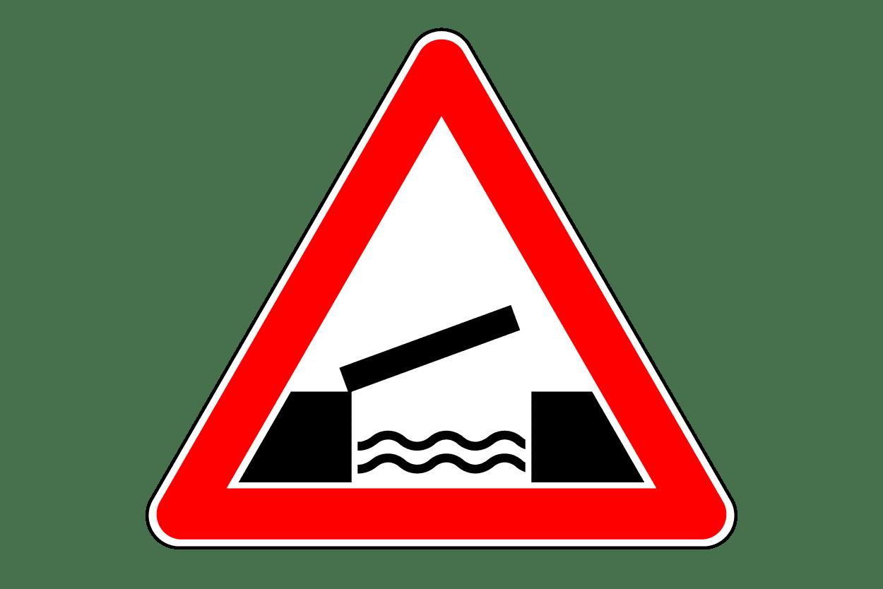 Verkehrszeichen 128