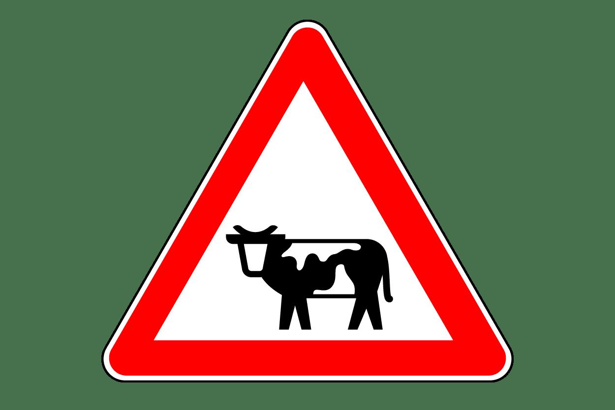 Verkehrszeichen 140