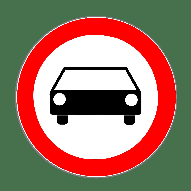 Verkehrszeichen 251