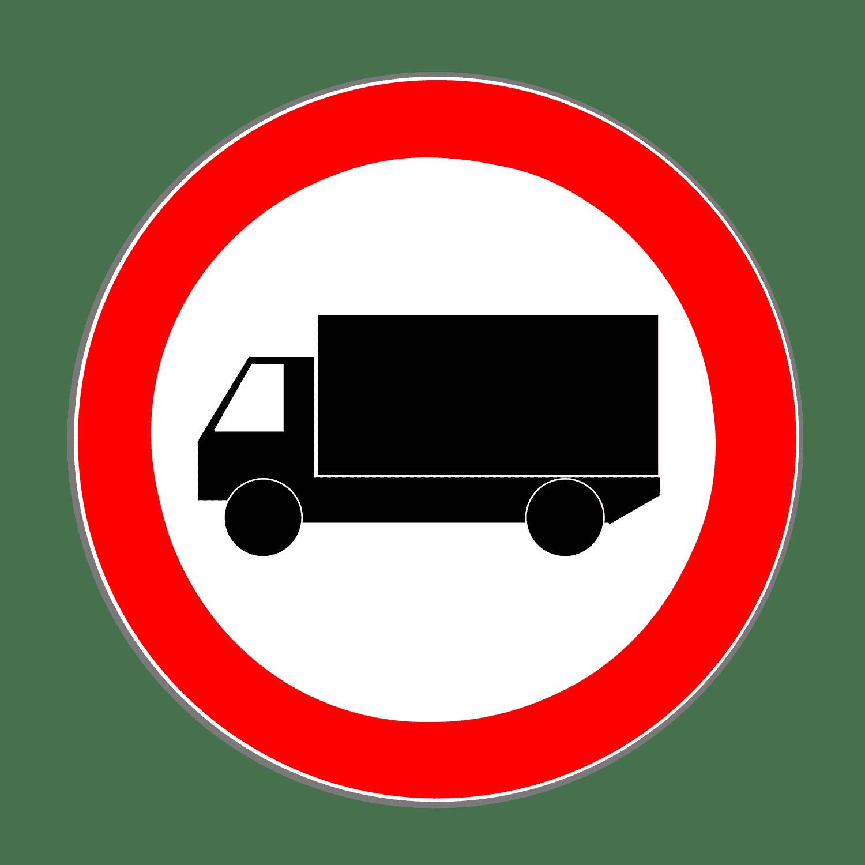 Verkehrszeichen 253