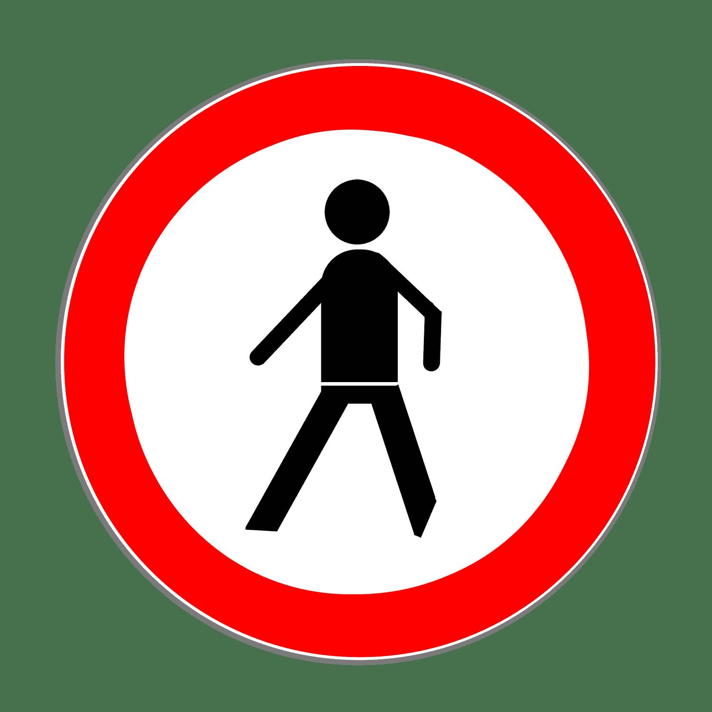 Verkehrszeichen 259