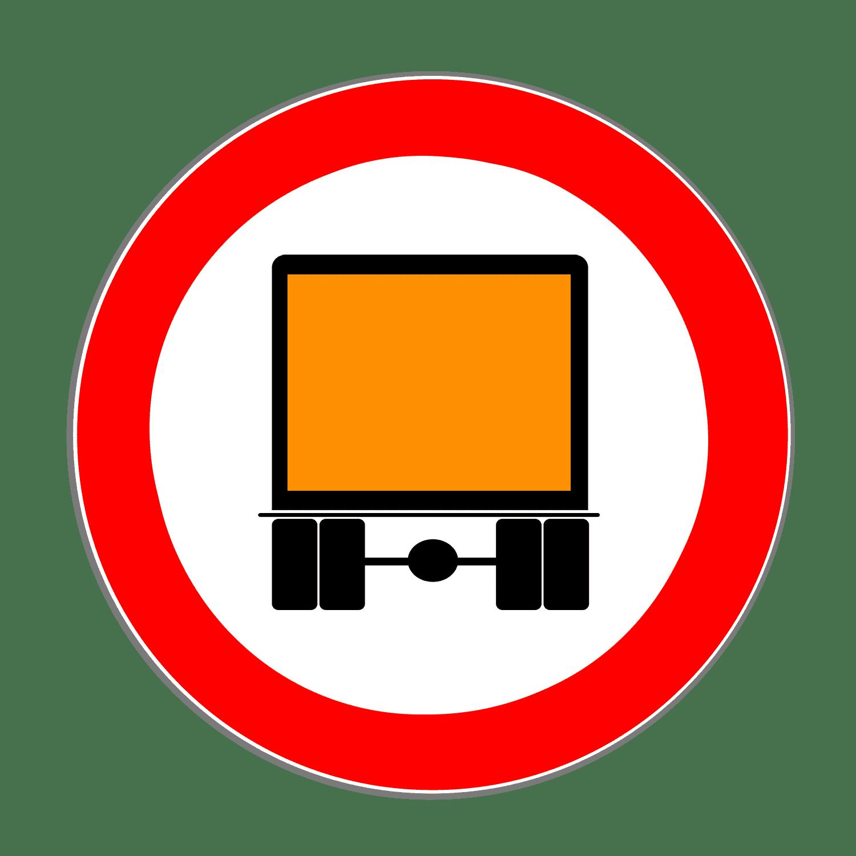 Verkehrszeichen 261