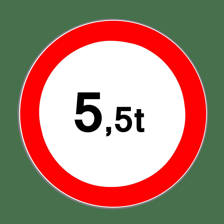 Verkehrszeichen 262