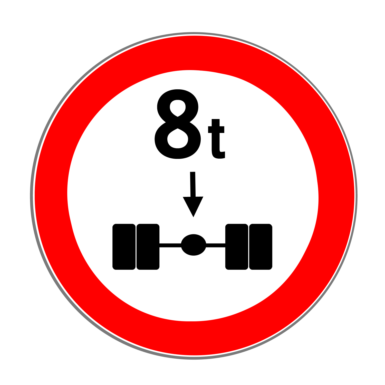 Verkehrszeichen 263