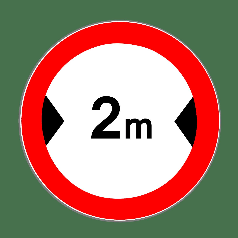 Verkehrszeichen 264