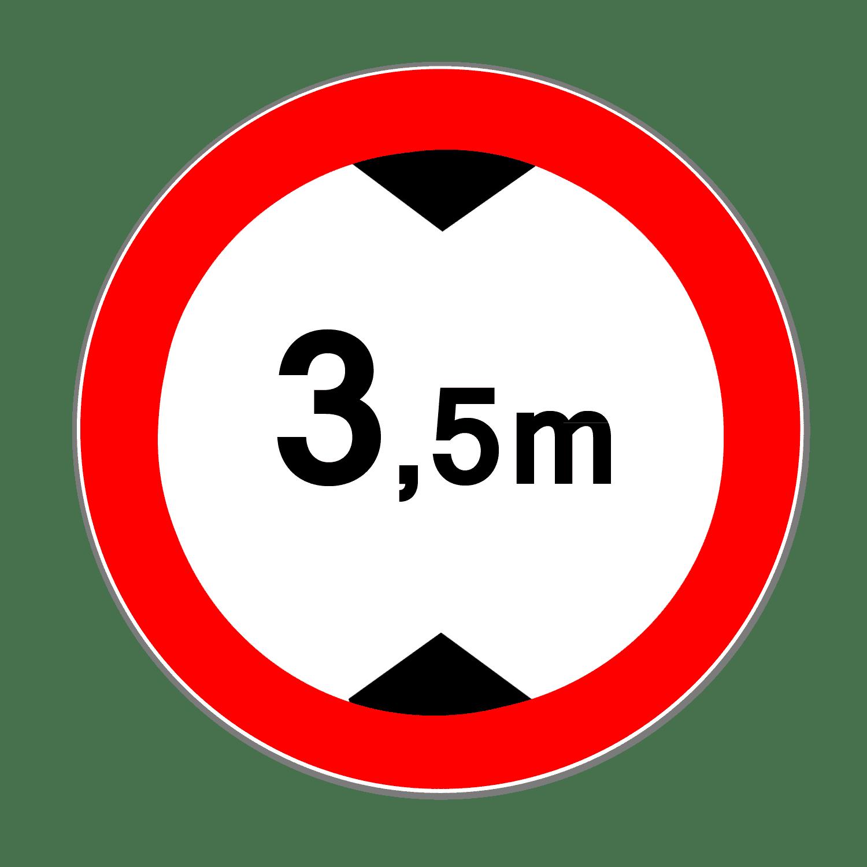 Verkehrszeichen 265