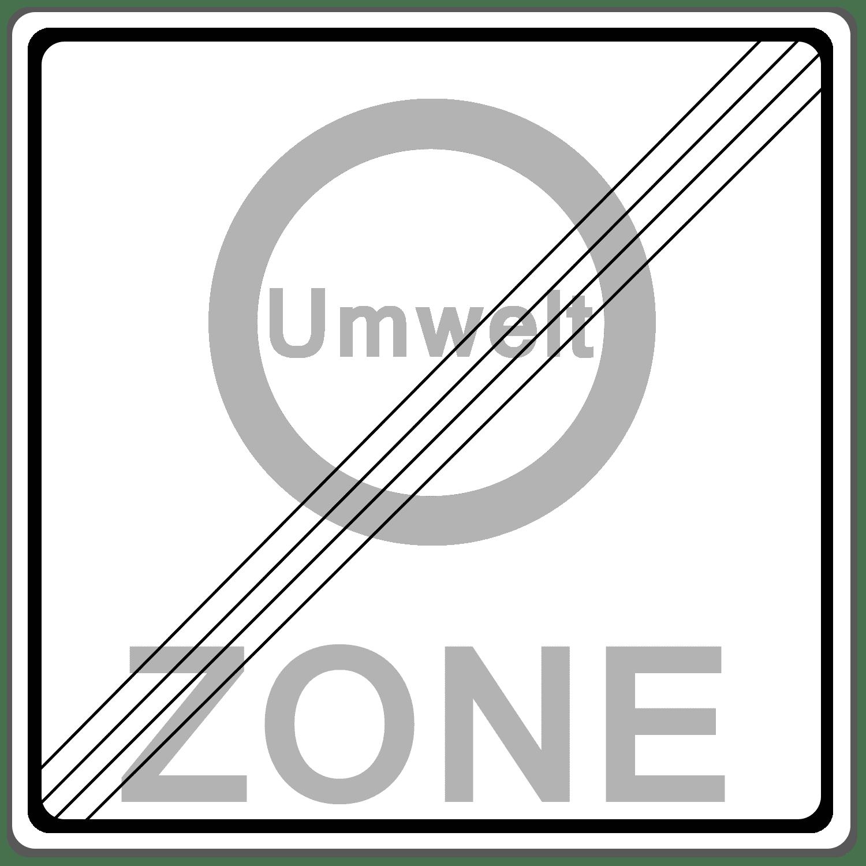 Verkehrszeichen 270-2