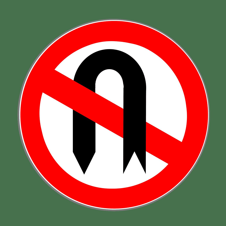 Verkehrszeichen 272