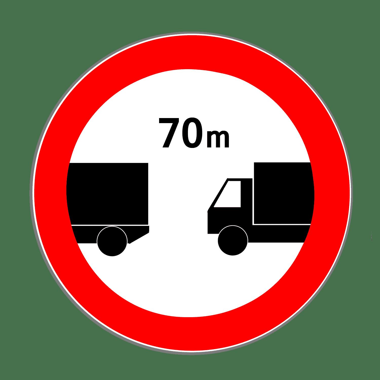 Verkehrszeichen 273