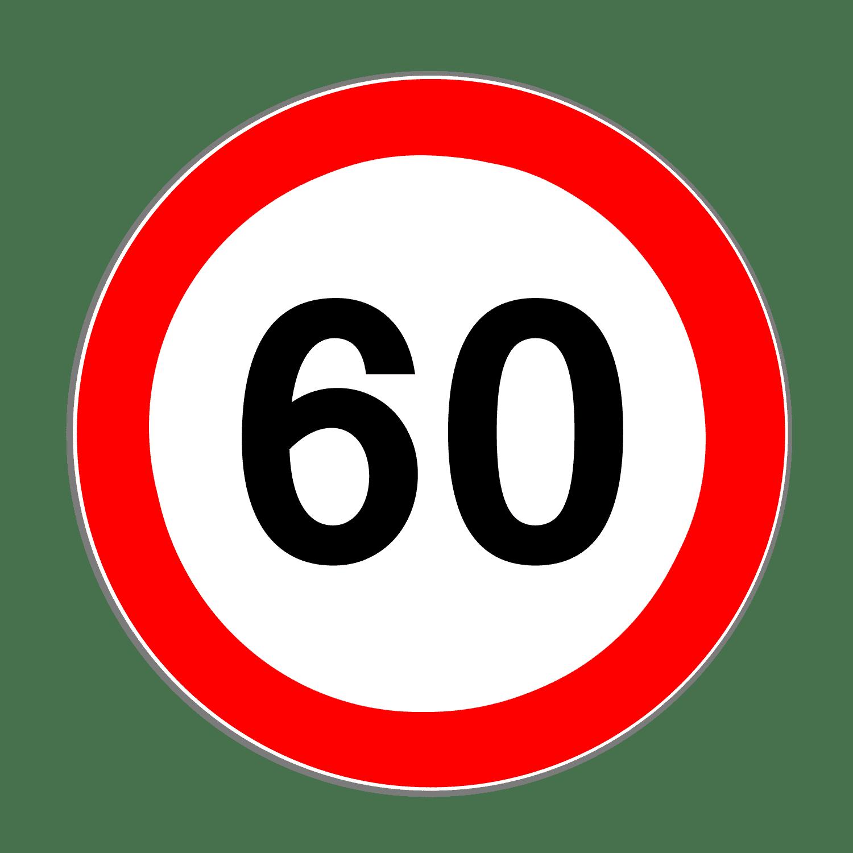 Verkehrszeichen 274