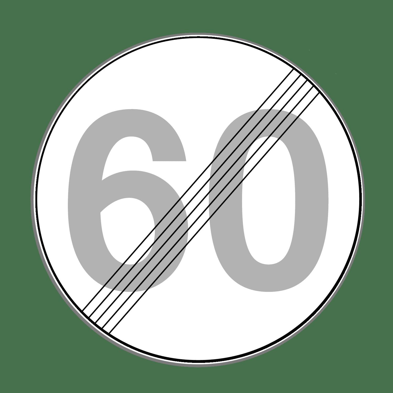 Verkehrszeichen 278