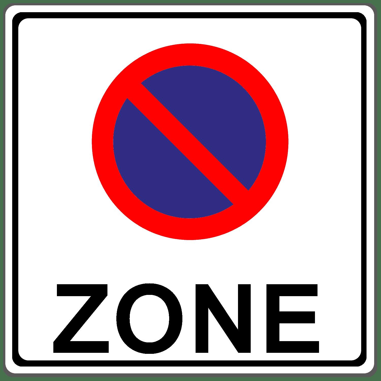 Verkehrszeichen 290-1