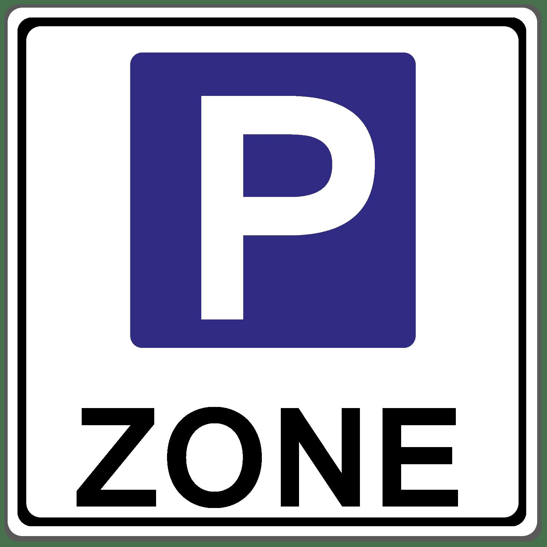 Verkehrszeichen 314-1