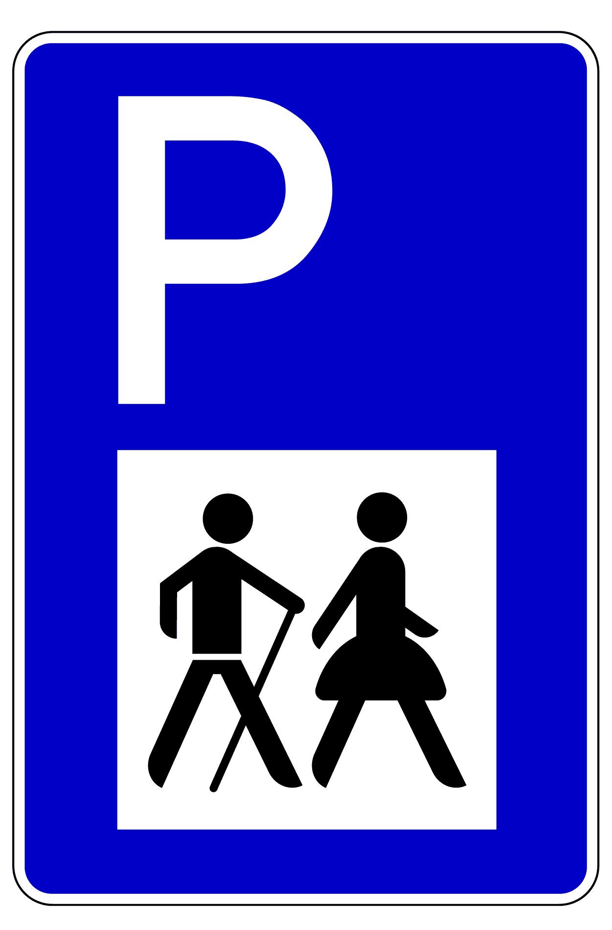 Verkehrszeichen 317