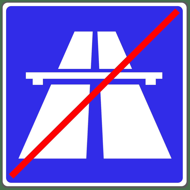 Verkehrszeichen 330-2