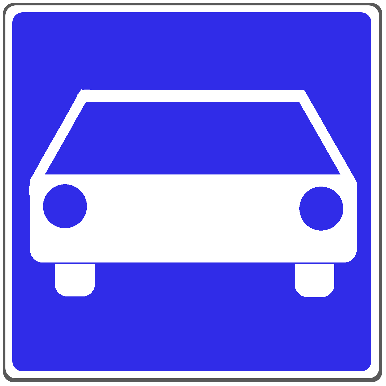 Verkehrszeichen 331-1