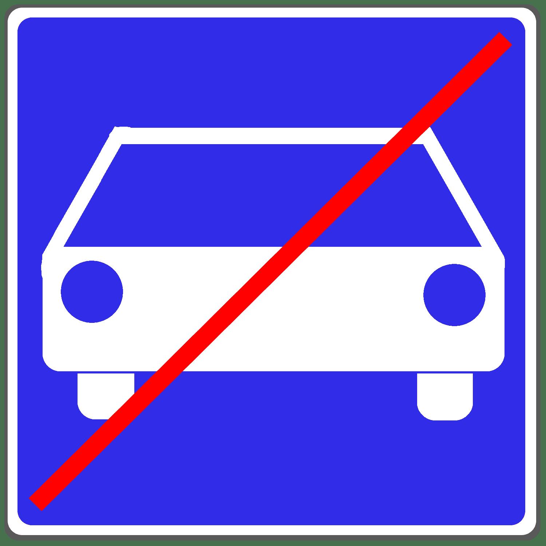 Verkehrszeichen 331-2