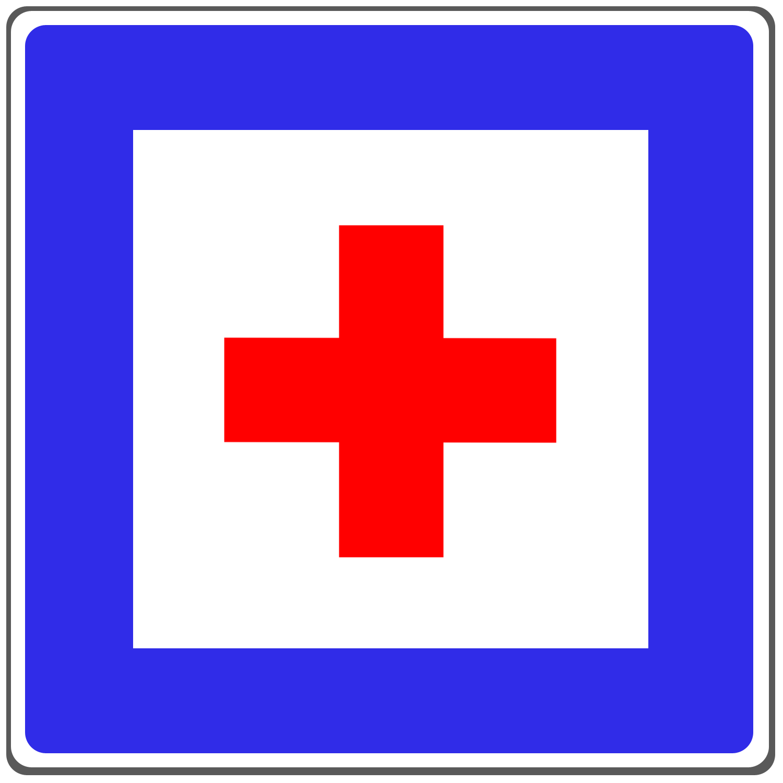 Verkehrszeichen 358