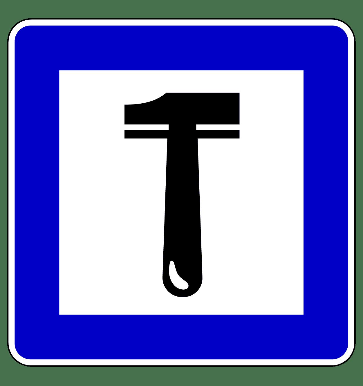 Verkehrszeichen 359