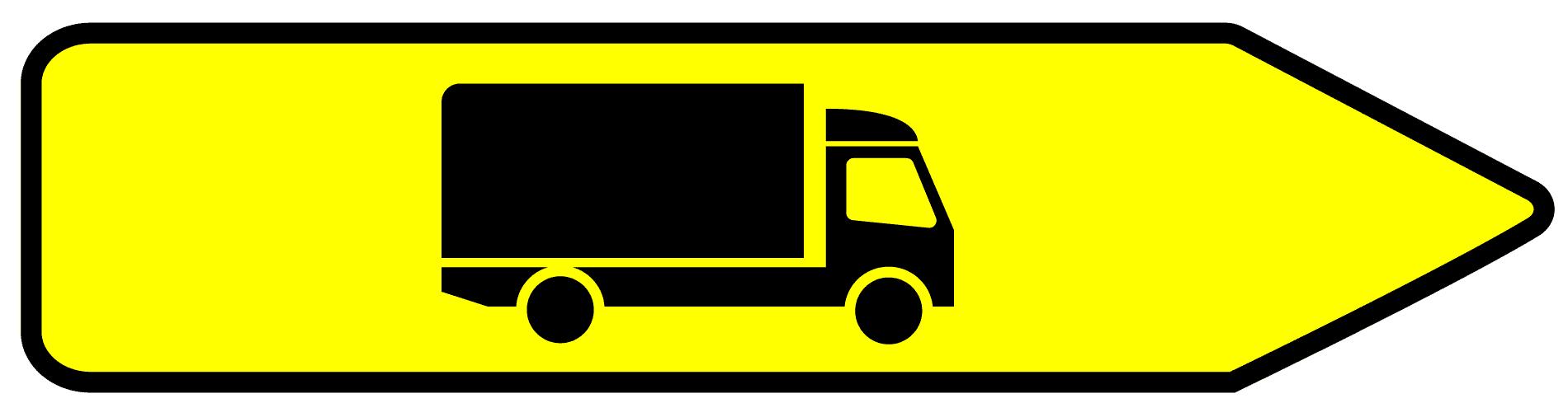 Verkehrszeichen 421