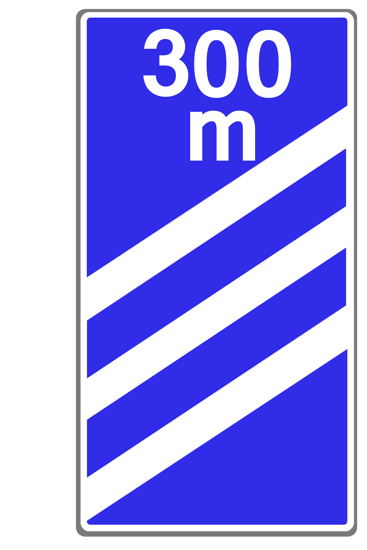 Verkehrszeichen 450