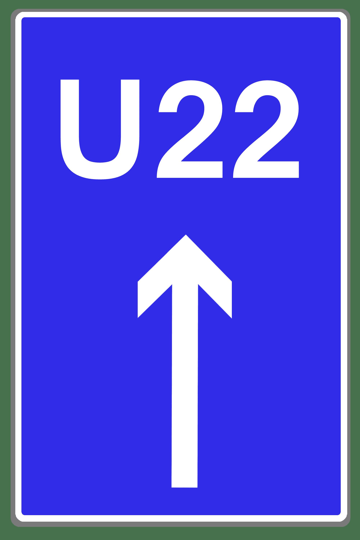 Verkehrszeichen 460