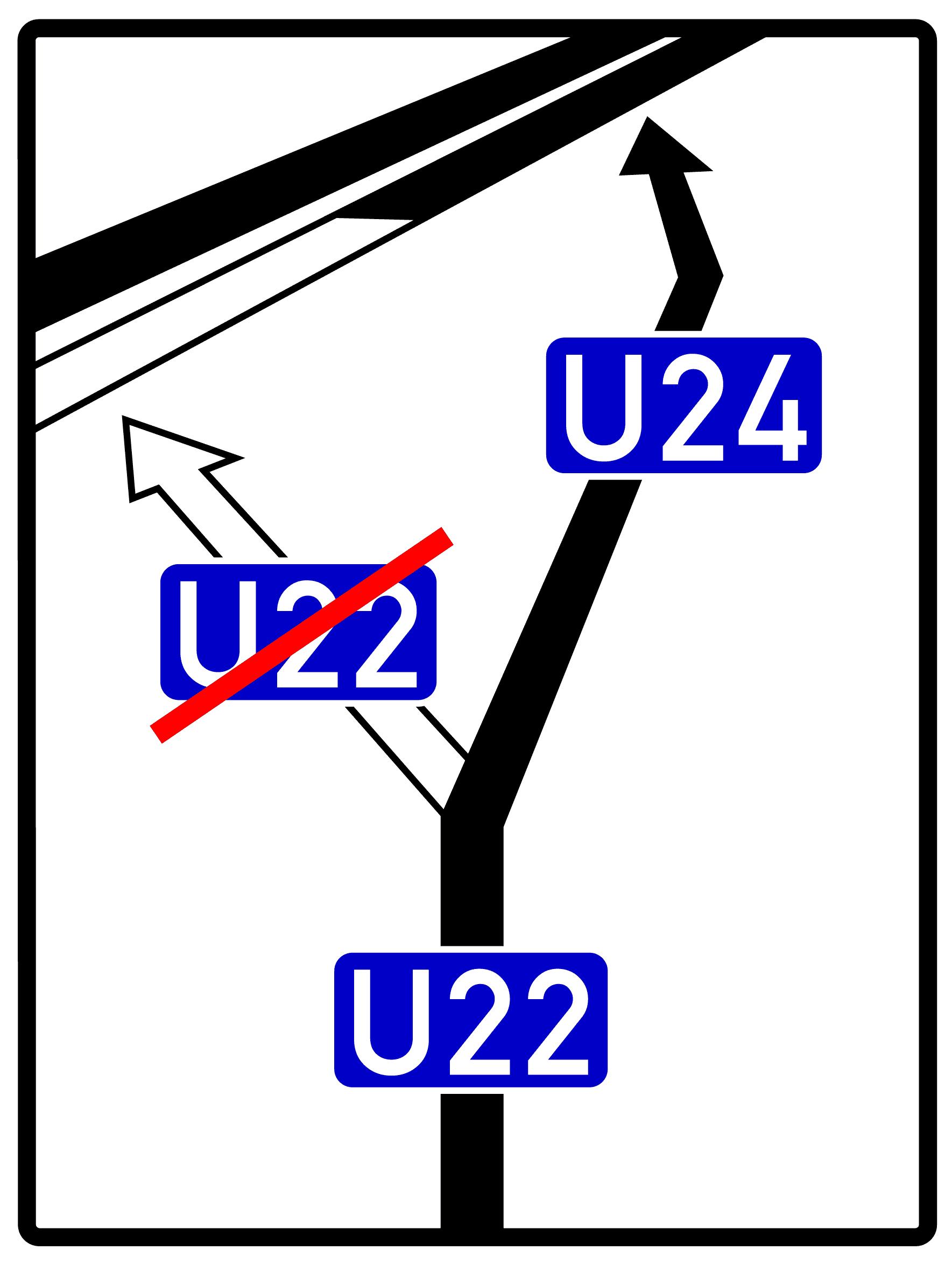 Verkehrszeichen 466