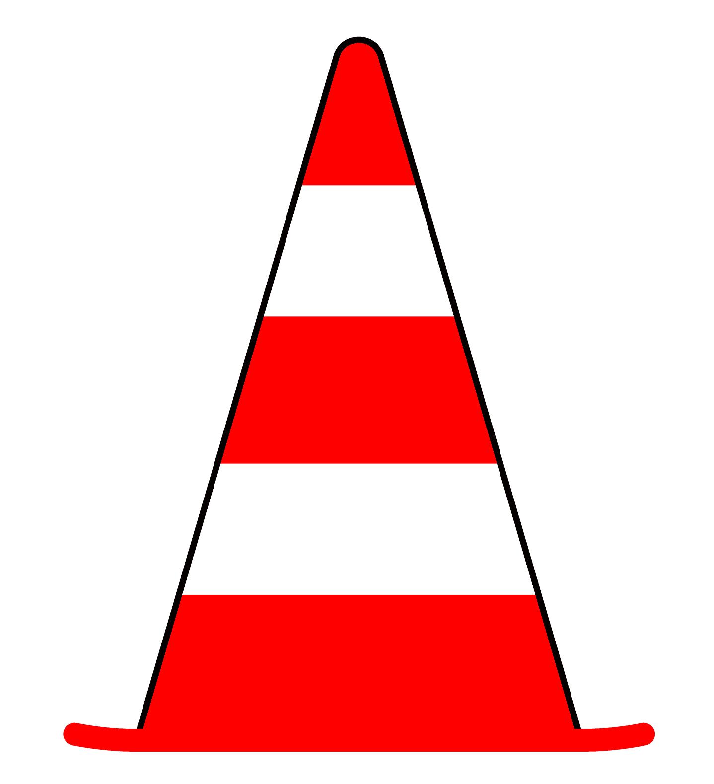 Verkehrszeichen 610