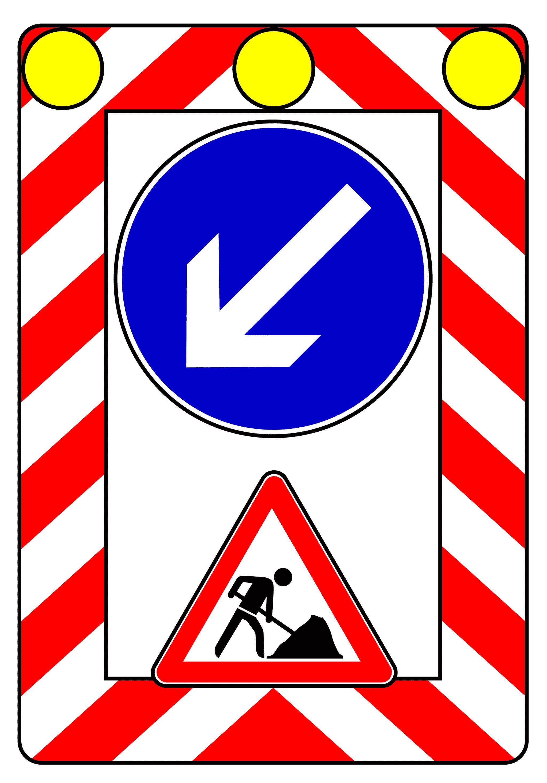 Verkehrszeichen 615