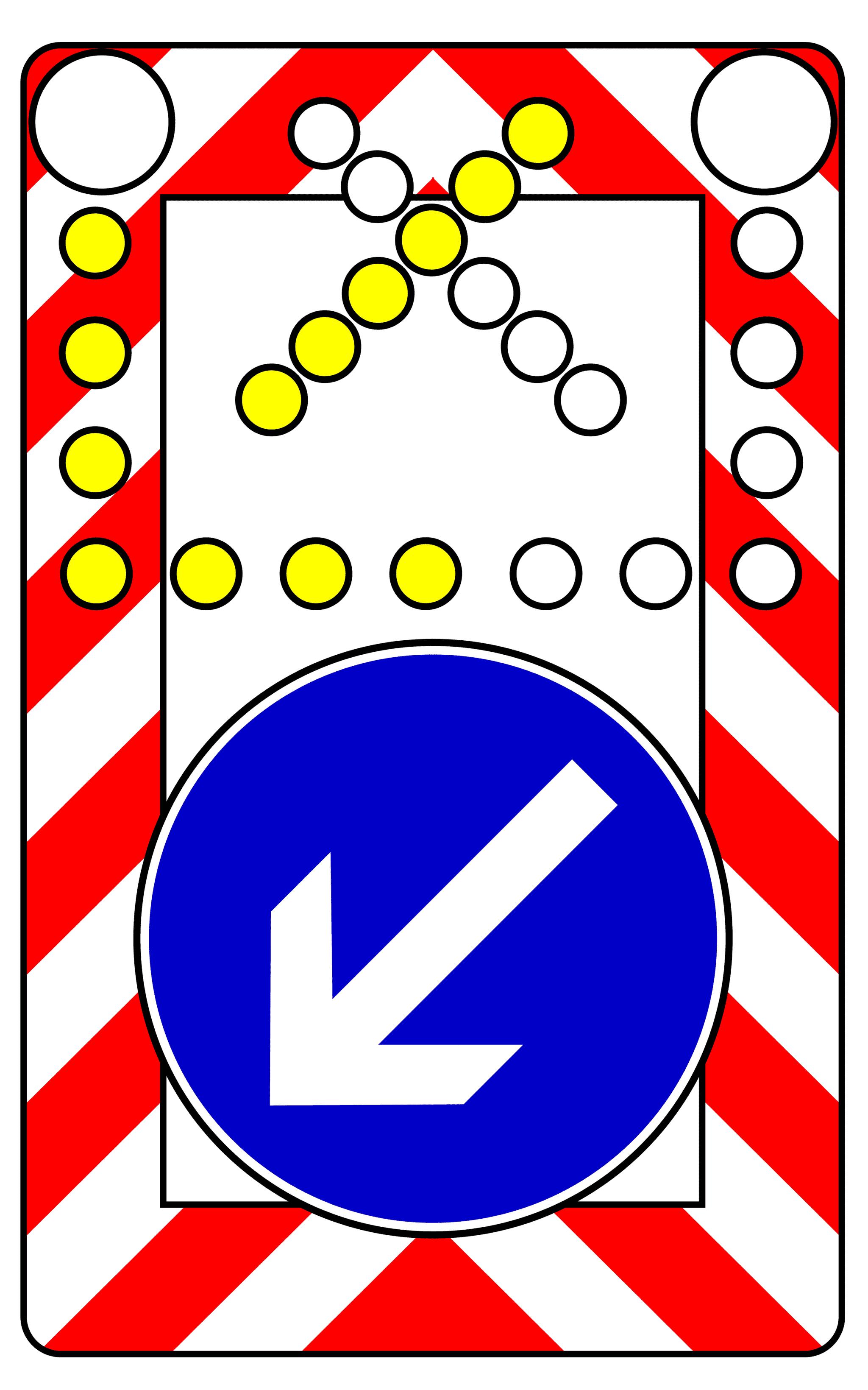 Verkehrszeichen 616