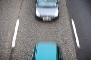 Ein Abstandsverstoß birgt ein hohes Unfallrisiko