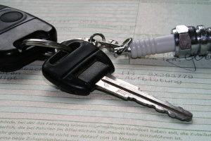 Die Werte für die maximale Achslast finden Sie im Fahrzeugschein.