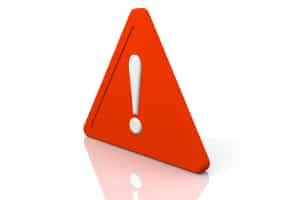 Alle roten Kontrollleuchten am Auto warnen vor einem Problem oder einem Defekt am Fahrzeug.