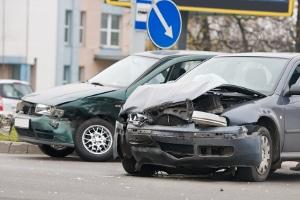 Wenn Sie die Ampel übersehen, kann eine Sachbeschädigung oder sogar ein Unfall die Folge sein.