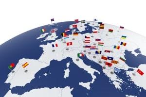 Anerkennung beim EU-Führerschein: Innerhalb der EU bzw. des EWR ist die Fahrerlaubnis auch ohne Umschreibung gültig.