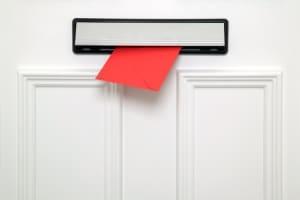 Nur wenn die Angaben zur Person fehlerhaft sind, müssen Sie die Anhörung im Bußgeldverfahren zurücksenden.