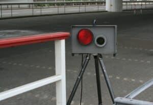 Anhörungsbogen bei Geschwindigkeitsüberschreitung